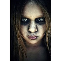 This Halloween make-up tutorial is simple. The best way to do this is the Dark Mac Pallet. All you do is do the darkest color in the pallet and do that a ...